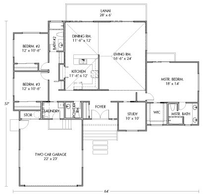 10 best 4 bedroom plans images on pinterest | floor plans, hawaii