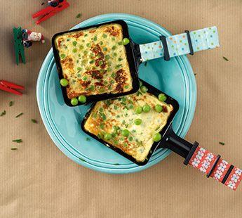Room omeletjes Gourmetrecept - Recept - Jumbo Supermarkten