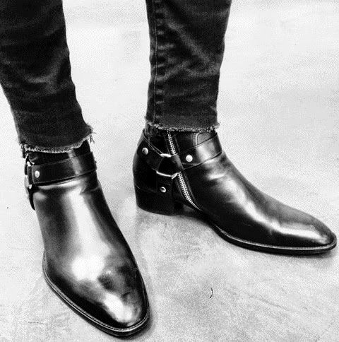 biker boots Archives - SPENTMYDOLLARS | Fashion Trends, Shoes ...