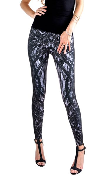 Our Athletic leggings are designed on imported high-performance compression UltraFit fabric. We chose what we felt is the very best Italian fabric in the worl