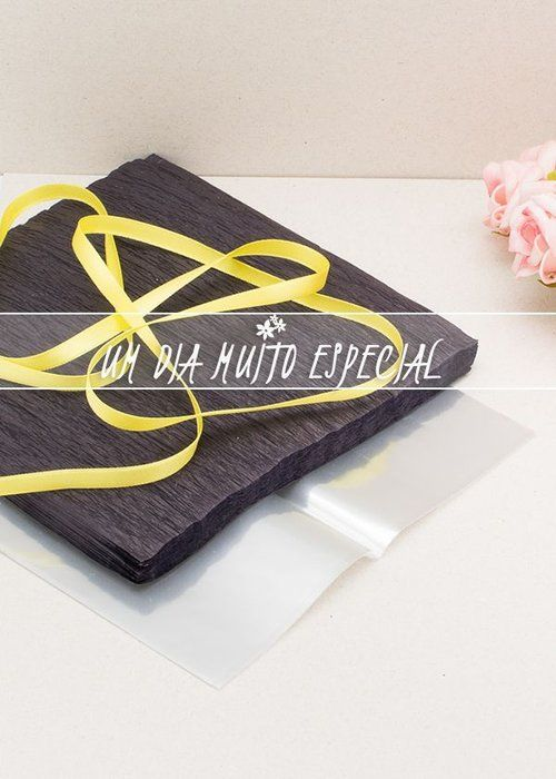 Kit Bem-casado Preto/Amarelo 7mm 120 Und