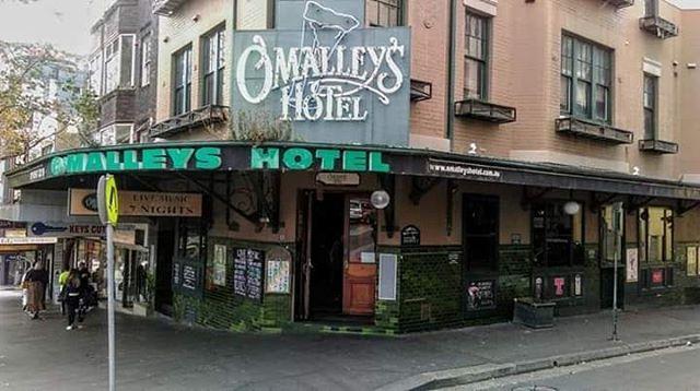 O Malley S Hotel William St Kings Cross Sydney Photo Mick