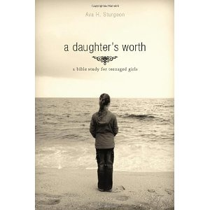 A Daughter's Worth: A Bible Study for Teenaged Girls: Girls Small, Worth Reading, Bible Study, Daughter S Worth, Teenage Girls, Books Worth, Favorite Books, Girls Bible Studies
