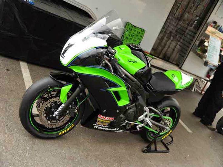 Harga Motor Kawasaki Ninja 650 dan Kawasaki Ninja 650 Abs Terbaru 2016