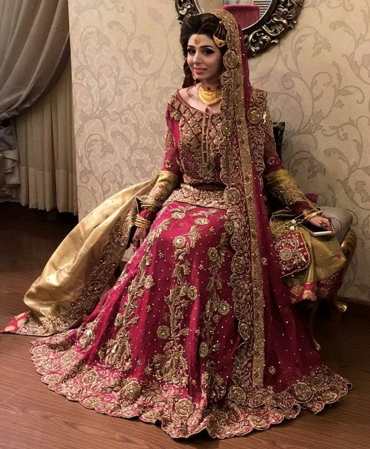 754 Best Images About Pakistani Bridal Dresses On
