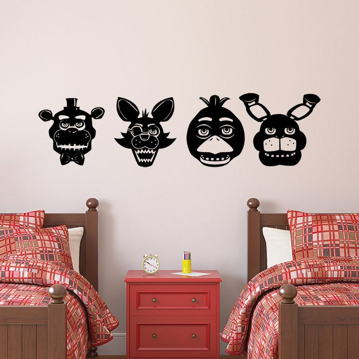 Complete Five Nights At Freddys SVG Cutfiles and Images ...