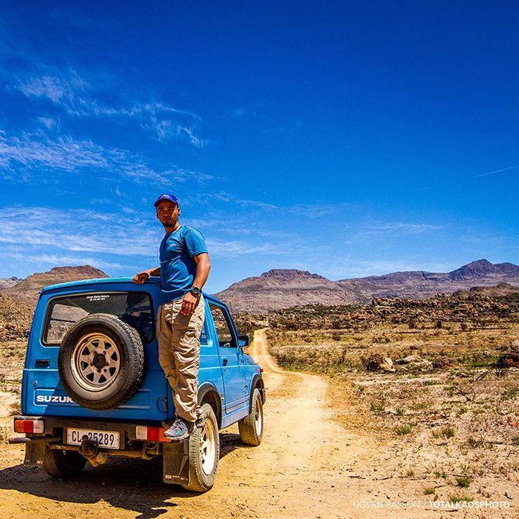 Govan Adrian Basson - Adventure/Photographer - Totalkaos_Studio. In the Cederberg, South Africa