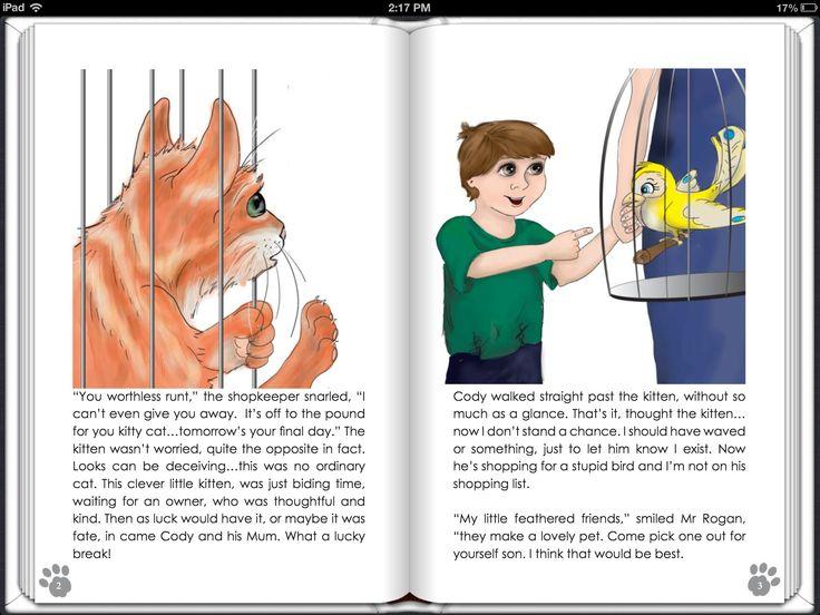 Pusshycat Tails pages 4-5