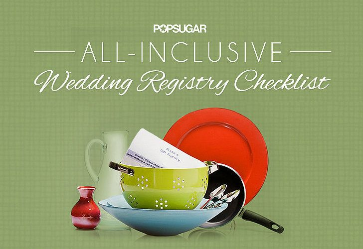 Best Wedding Gift Registry: 25+ Best Ideas About Wedding Registry Checklist On
