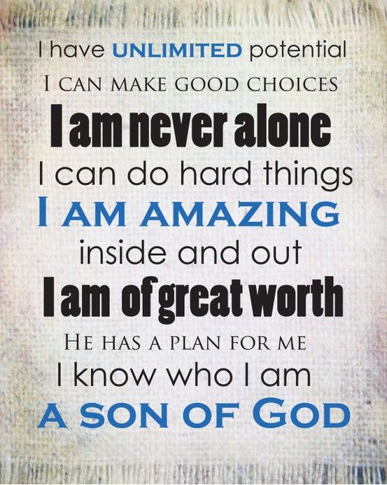 Son of God printable for the boys.