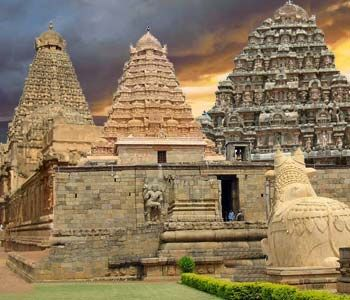 Great Living Chola Temples, India. Inscription in 1987. Extension in 2004. Criteria: (ii)(iii)
