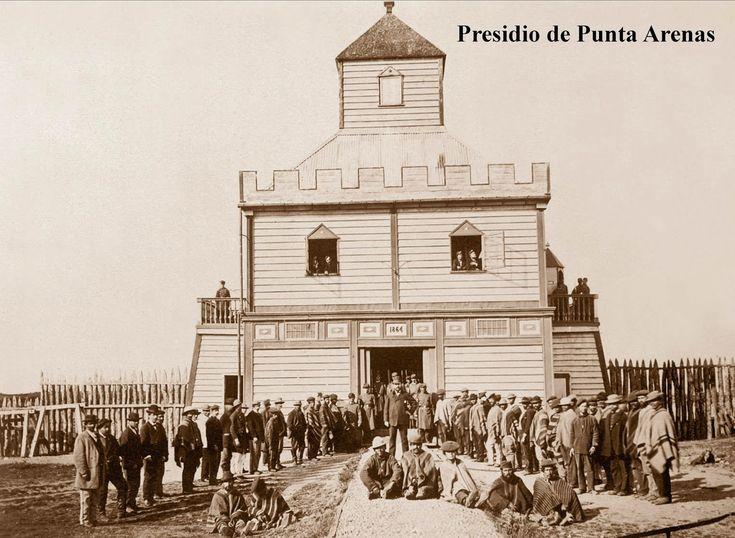 Punta Arenas, presidio