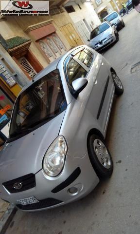 voiture kia picanto a vendre a sale 6ch 350dh dariba tt option
