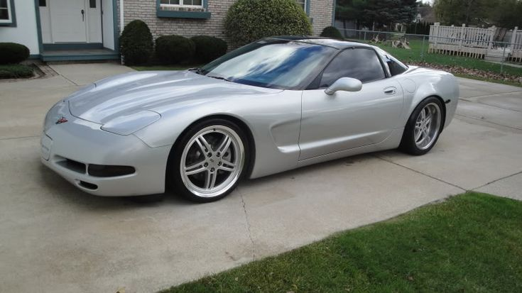 Superman09's 1999 Corvette - Cammed, Slammed, L5's, 2 sets of wheels! - Corvette Forum