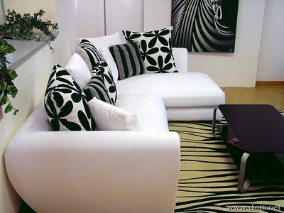 SALA CEBRA ZEBRA LIVING : SALAS Y COMEDORES DECORACION DE LIVING ROOMS DECORATION