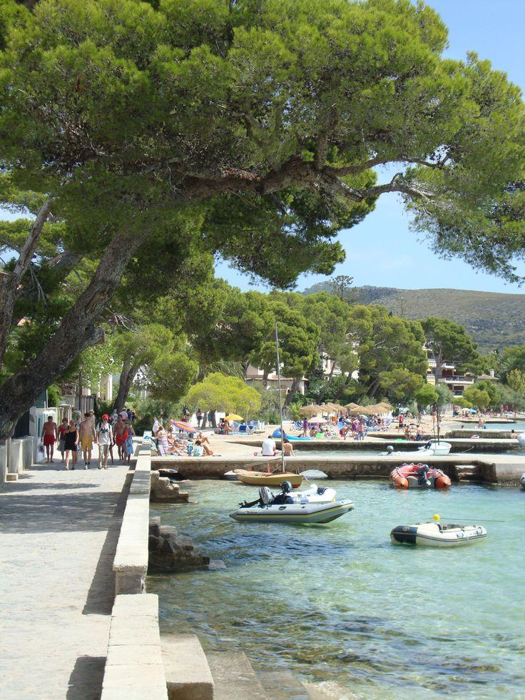 Port de Pollença - Puerto Pollensa www.rentavillamallorca.com #rentavillapollensa, #holidayhomepollensa, #holidayinpollensa