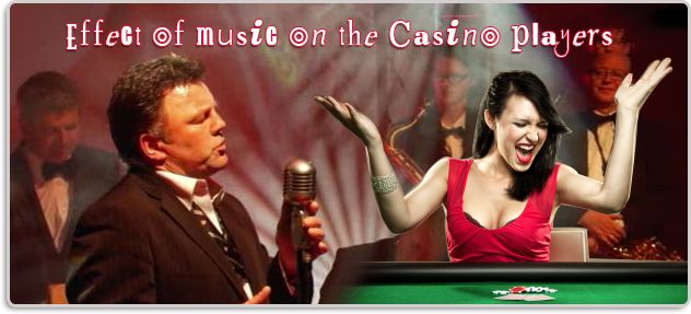 Effect of Music on Online #Casino Players