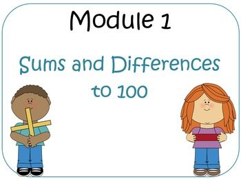 """This is a Power Point resource that will help you teach the Concept Development section of Eureka Math's """"A Story of Units."""" It includes slides for all 8 lessons with the needed problems, examples, quick ten drawings, number bonds, etc. It also includes I Can Statement slides, Fluency, Application Problems, Problem Sets, and Debrief."""