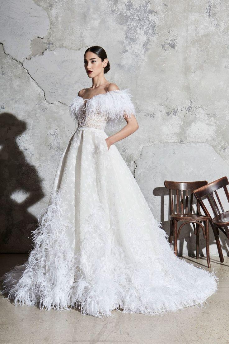 Zuhair Murad Bridal Spring 2020 Fashion Show