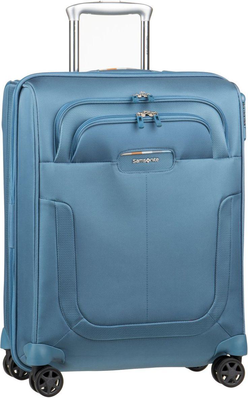 Taschenkaufhaus Samsonite Duosphere Spinner 55 exp Niagara Blue - Trolley + Koffer: Category: Taschen & Koffer > Trolley und…%#Taschen%