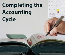Completing accounting cycle