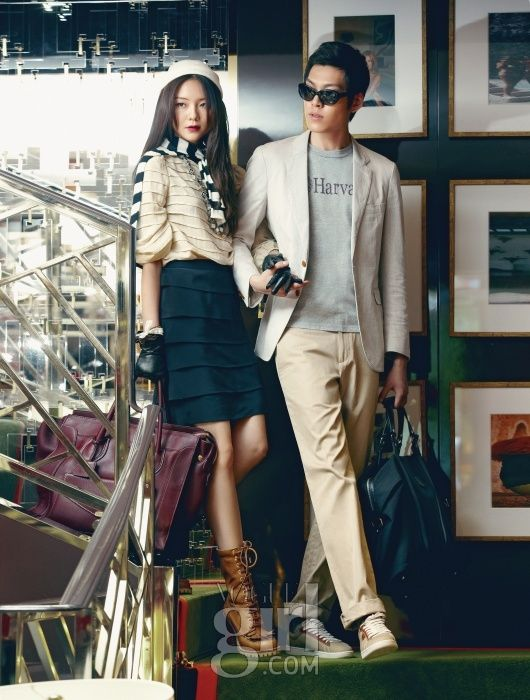 커플의 로맨틱한 주말 여행 :: Vogue Girl