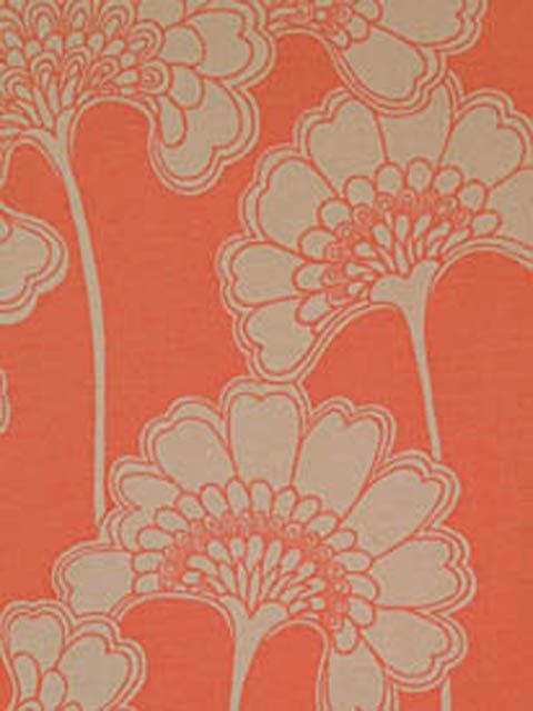 Florence Broadhurst Japanese Floral in Gypsy