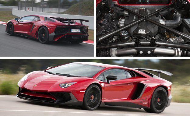 2016 Lamborghini Aventador LP750-4 SV First Drive – Review – Car and Driver