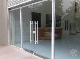 Resultado de imagem para porta de vidro correr 3 folhas