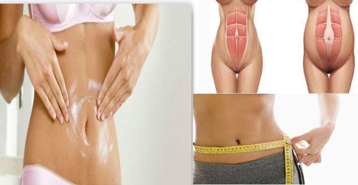 TuSalud.Info: 4 cremas caseras para reducir medidas en abdomen y cintura dejandola actuar durante en 30 minutos.