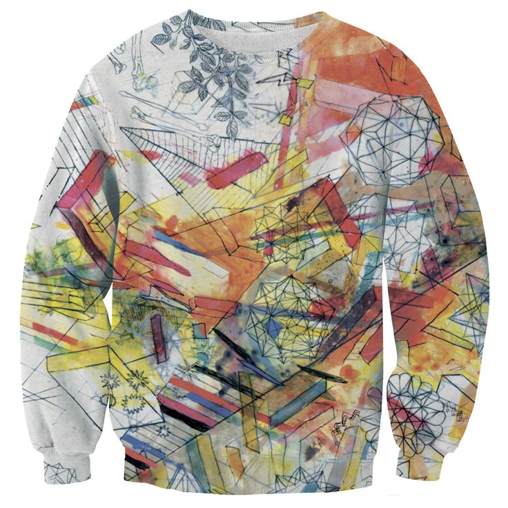 Sweatshirt Aqua