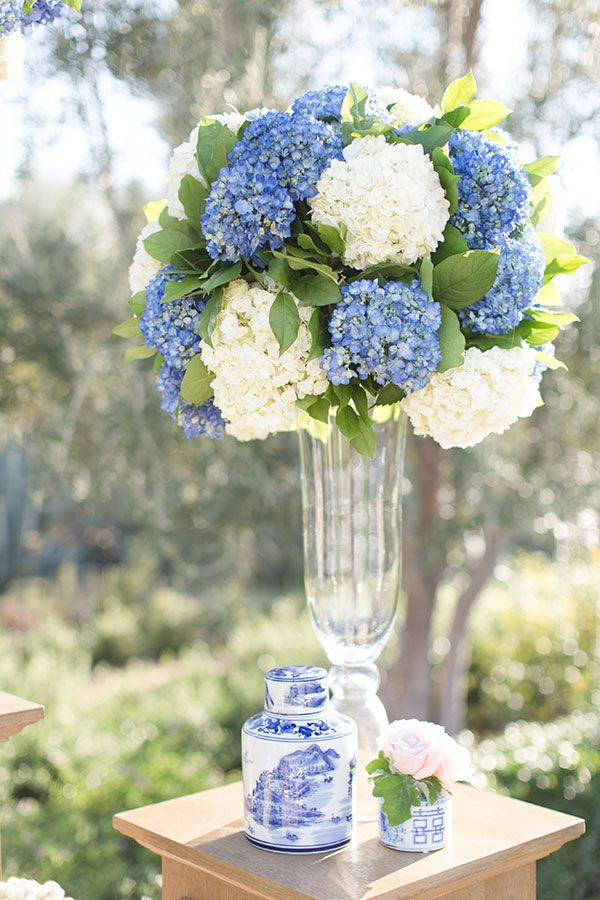 Best ideas about blue white weddings on pinterest