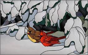 Картинки по запросу витраж птицы эскиз