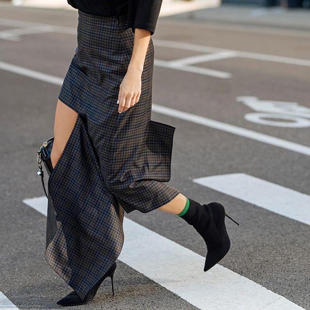 The skirt of 2018