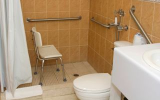 Handicap Bathroom Design Ideas Ideas About Handicap Bathroom On Pinterest Grab Bars Ada Bathroom