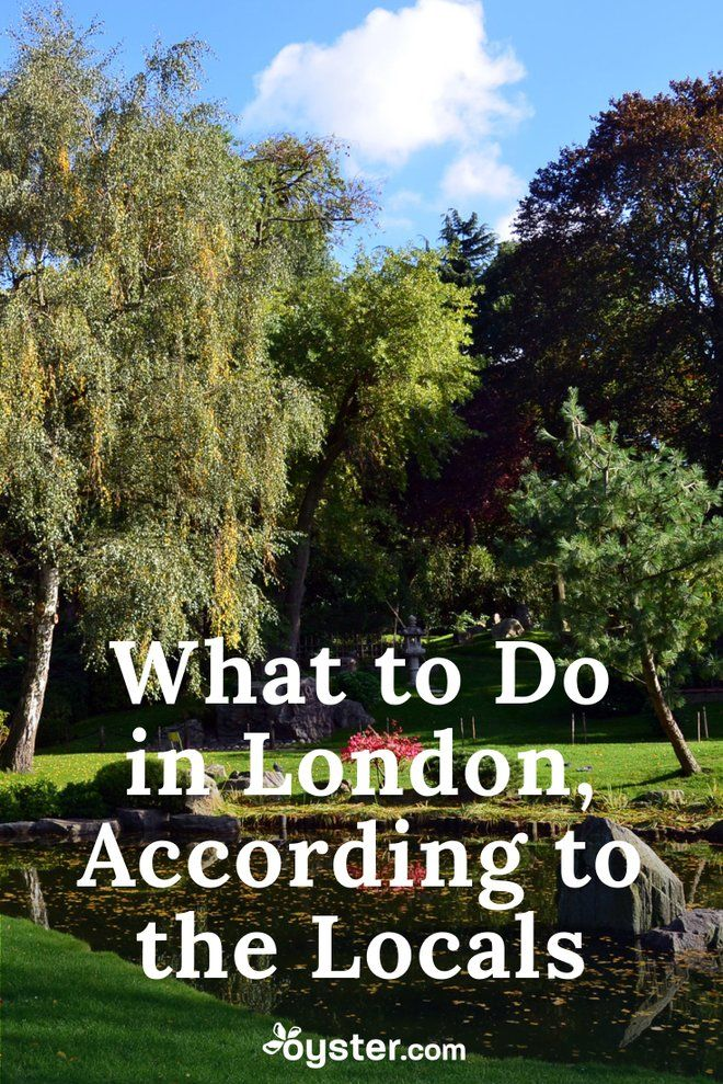 With so much to do and see, it's still easy to get sucked into sightseeing the tourist traps of London and miss out on hidden gems and local favorites. That's why we decided to go straight to the source.