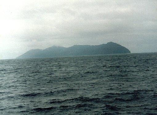 Isla Gorgona, Colombia
