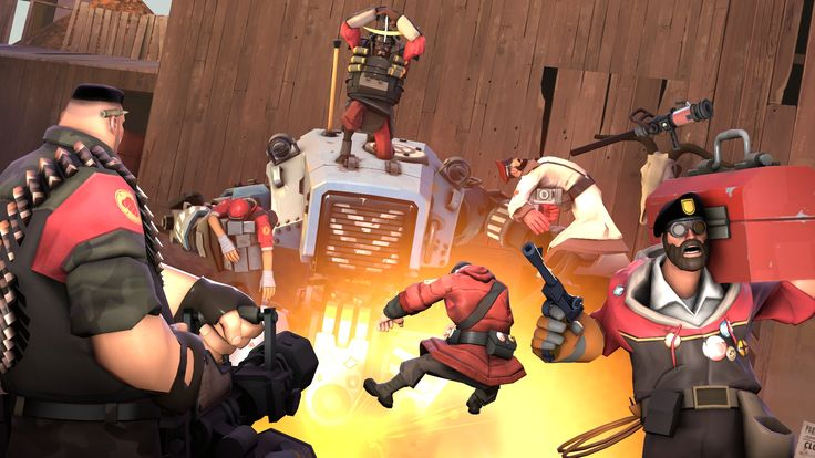Attack Of The Bot! #games #teamfortress2 #steam #tf2 #SteamNewRelease #gaming #Valve