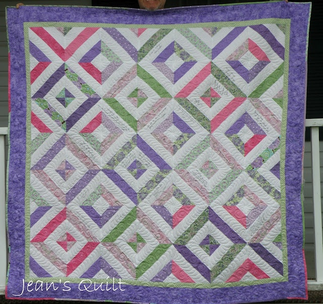 Summer in the Park - free pattern from Missouri Star Quilt CO Quilts I Love Pinterest Free ...