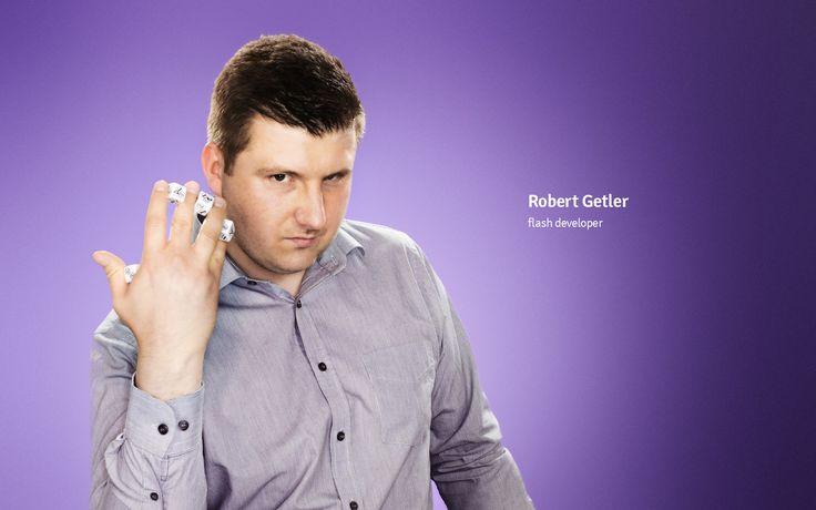 Robert Getler flash developer