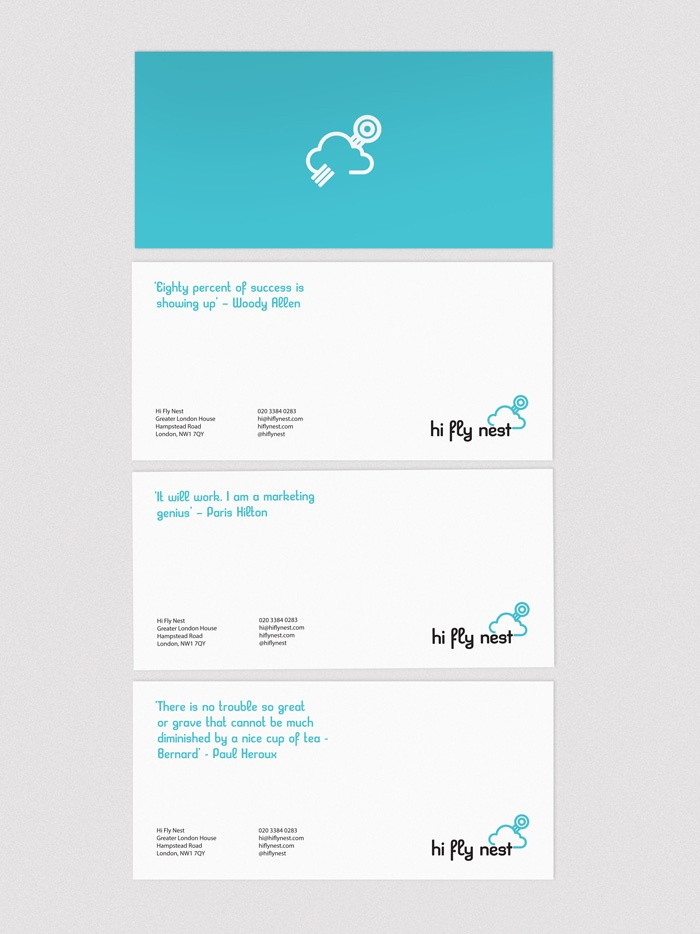 Compliment Slips  Stationery Templates    Stationery