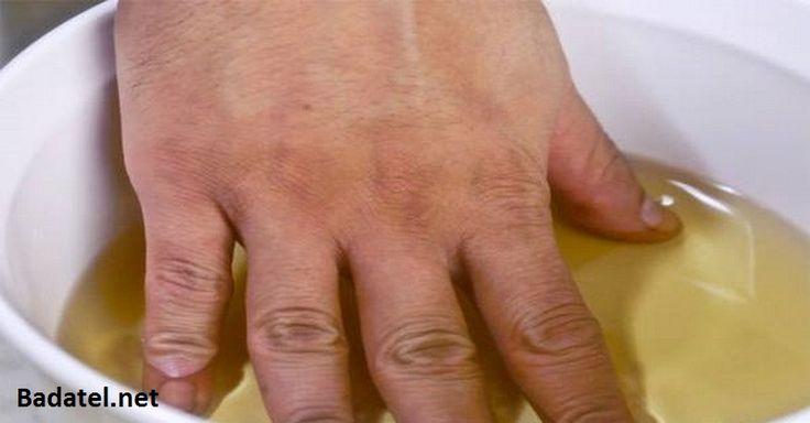 Dokonalý kúpeľ na reumu: Zbaví vás bolestí kĺbov rúk, nôh aj krku!