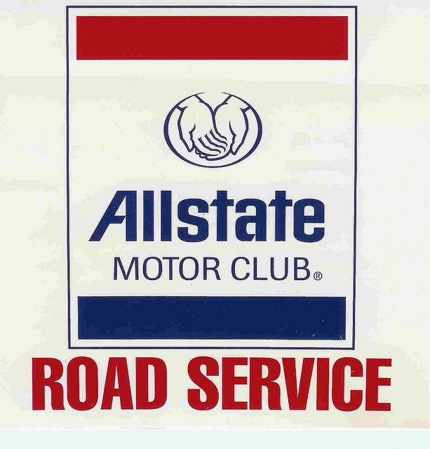 for Allstate motor club membership
