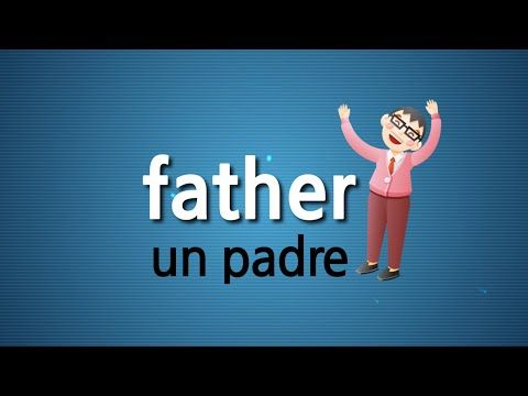 Learn Spanish vocabulary with songs (2/40), ¡Aprenda palabras en Ingles a través de canciones 2 - YouTube
