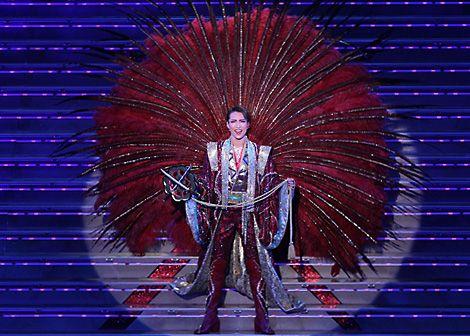 フォトギャラリー | 雪組公演 『るろうに剣心』 | 宝塚歌劇公式ホームページ