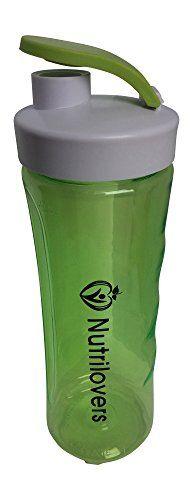 Nutrilovers Trinkflasche BPA-Frei, Shaker 600ml, grün #Nutrilovers #Trinkflasche #Frei, #Shaker #grün