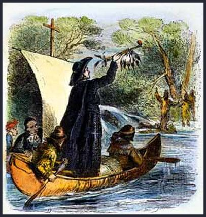a biography of louis jolliet a french canadian explorer From wikipedia, the free encyclopedia louis jolliet (september 21, 1645 – may 20, 1700), also known as louis joliet, was a french canadian explorer known for his.