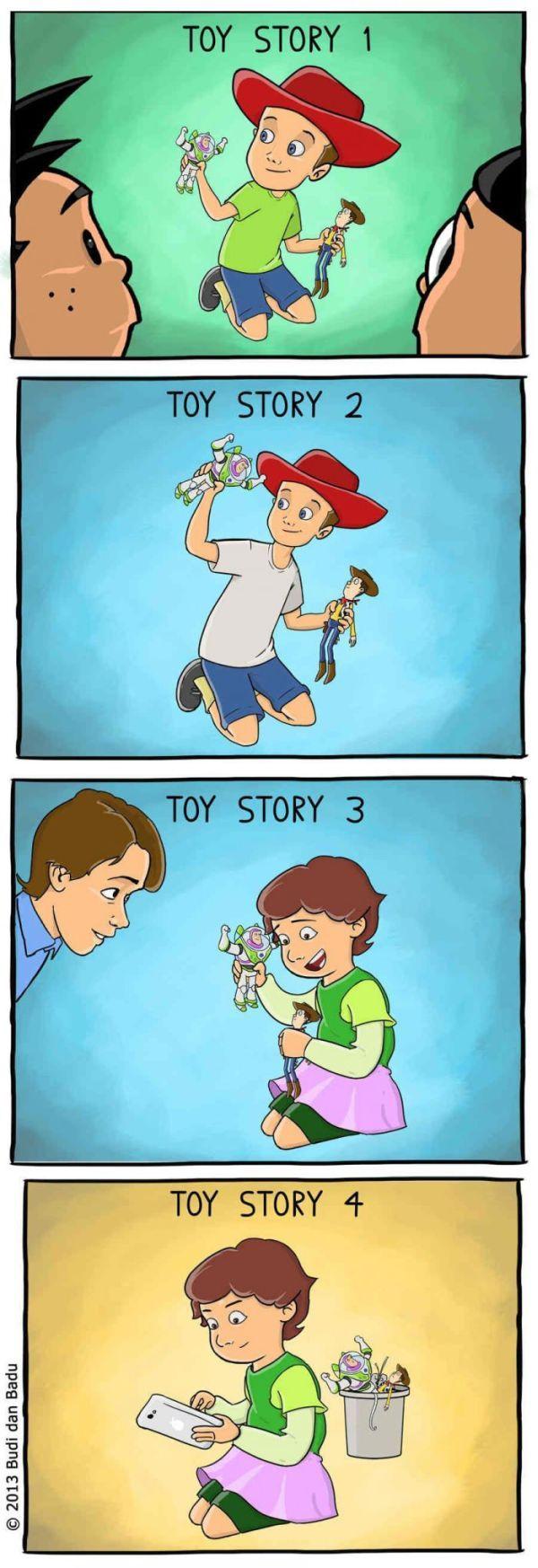 historia de juguete