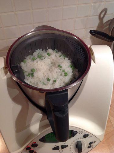 Riz cantonnais au thermomix riz 2 sale recettes thermomix