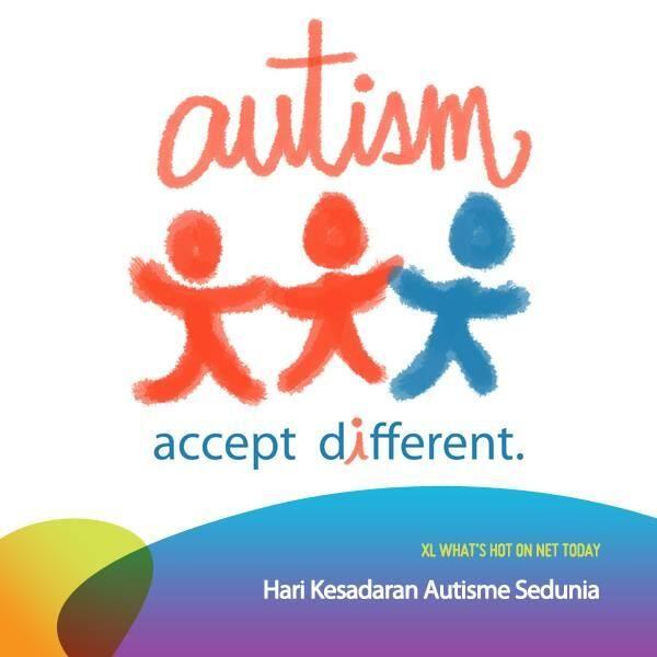 Setiap tahunnya tanggal 2 April diperingati sebagai Hari Kesadaran Autisme Sedunia. #HotOnNetToday.